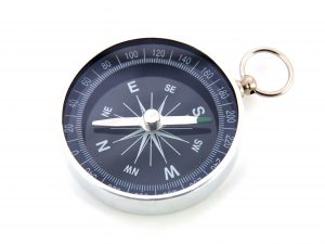 Scouting compass
