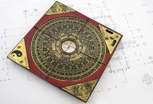 Chinese Lopan Compass